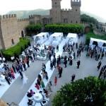 Fotografi matrimonio Napoli. Sposarsi in un antico castello per sentirsi principessa del wedding day.