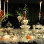 Fotografi matrimonio. Villa Guarracino, location esclusiva per matrimonio a Torre del Greco. La confettata a lume di candela