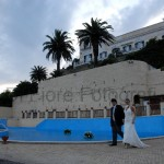 Matrimonio a Posillipo. Villa Fattorusso. Location matrimonio. Reportage di nozze