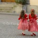 Fotografi Matrimonio Napoli. Nozze di primavera, sbocciano i fiori e sbocciano le flower girl