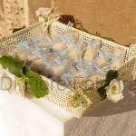 Fotografi matrimonio Napoli. Matrimonio in Costiera. Lancio del riso. Sacchetti portariso. Dettagli di nozze.