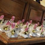 Fotografi Matrimonio Napoli. Dettagli di classe. Matrimonio elegante. Sacchetti porta riso.