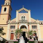 Fotografi matrimonio Napoli. Matrimonio in Costiera. Chiesa San Pancrazio.Conca dei Marini