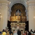 Fotografi matrimonio Campania. Matrimonio a Capri. La chiesa nella piazzetta di Capri: ex Cattedrale di Santo Stefano