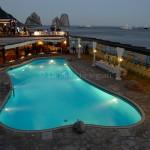 Fotografi matrimonio Napoli. Location esclusiva per matrimoni a Capri: la Canzone del Mare.