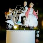 Wedding trends 2014. Simpatici topper cake per la torta nuziale. Topper cake sposi