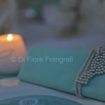 Fotografi matrimonio Napoli. Nozze da sogno a Capri. Il fermatovagliolo personalizzato.