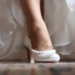 Fotografi matrimonio Napoli. Accessori sposa. Scarpe per la sposa su misura e personalizzate