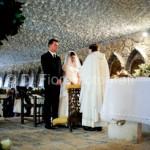 Nozze da sogno. Matrimonio ad Amalfi. Grand Hotel Saraceno. Cerimonia nuziale nella cappella privata.