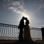 Fotografi matrimonio Napoli. Emozioni al matrimonio. Foto romantiche degli sposi.