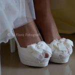 Le scarpe per la sposa. Consigli per abbinamenti perfetti e…comodi