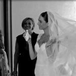 Matrimoni a Salerno. Cerimonia nuziale religiosa all'aperto. Chiesa San Felice in Felline