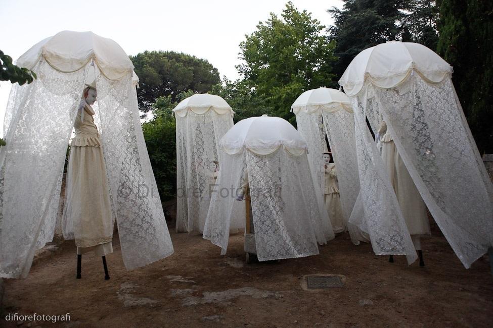 Matrimonio da sogno in Campania. Intrattenimento matrimonio