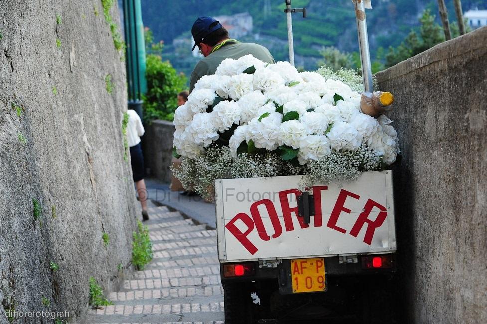 fiori matrimoni a ravello
