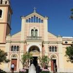 Nozze in Costiera Amalfitana. Chiesa San Pancrazio Martire Conca dei Marini
