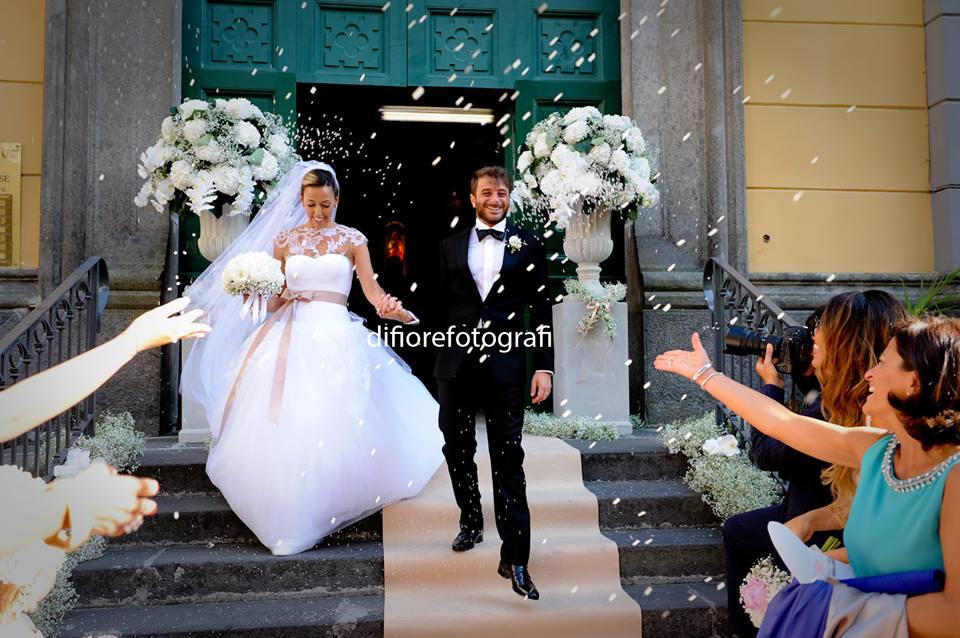 lancio riso agli sposi
