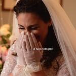 Le emozioni più belle della sposa nel giorno del matrimonio.