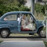 Matrimonio stile retrò. Scegliere l'auto perfetta per gli sposi.