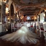 Matrimonio a Sorrento. Ricevimento da sogno al Grand Hotel Excelsior Vittoria