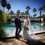 Matrimonio a Paestum. Ricevimento nuziale al Savoy Beach Hotel