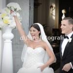 Tradizioni intramontabili delle nozze. Il lancio del bouquet da sposa