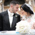 Emozioni al matrimonio. La lettura delle promesse al rito nuziale.