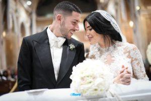 Emozioni al matrimonio