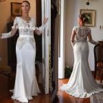 Collezioni moda sposa. Il fascino e l'eleganza degli abiti da sposa di Riki Dalal Haute Couture