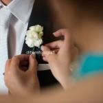 Eleganza dello sposo. Accessori sposo. Il fiore all'occhiello o boutonierre.
