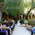 Matrimonio civile a Sorrento. Chiostro di San Francesco