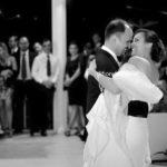 Emozioni al matrimonio. Il ballo degli sposi