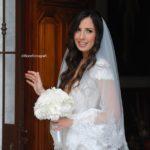 Matrimonio al Castello Medievale. Abito sposa Berta Bridal Collection
