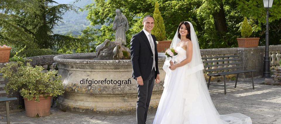 matrimoni in villa a napoli