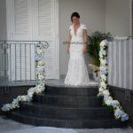 La casa della sposa il giorno delle nozze. Emozioni in primo piano