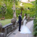 Matrimoni a Ravello. Il magico e suggestivo giardino di Villa Cimbrone.