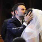 Matrimonio emozionante. La cerimonia nuziale.