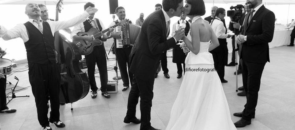 intrattenimento musicale al matrimonio