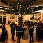 Matrimonio invernale con atmosfera natalizia