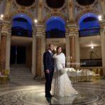Matrimoni invernali a Napoli. Ricevimento nuziale presso Salone Margherita