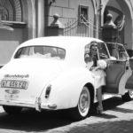 Matrimonio vintage in Campania. Villa Feanda