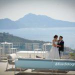 Matrimonio moderno a Sorrento. Villa Eliana magia e raffinatezza contemporanea