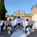 Ecco dove celebrare il matrimonio all'aperto: Capua Sant'Angelo in Formis
