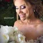 Qual è il bouquet preferito dalle spose? Bouquet di peonie bianche