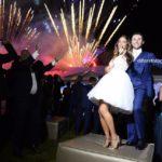 Cambio d'abito per la sposa dopo la cerimonia