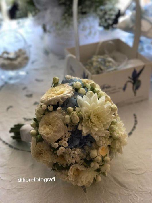 come portare il bouquet di nozze