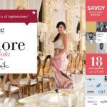 Cena di Gala W L'Amore 18 novembre ore 21.00 Savoy Beach Hotel