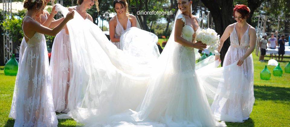 Matrimonio internazionale a Maratea