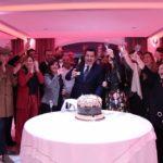 Brindiamo al nuovo anno presso Il San Cristoforo con Cira Lombardo e l'affiatatissimo team di Weddings Luxury