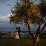 Matrimonio da sogno a Ravello. Ricevimento a Villa Cimbrone