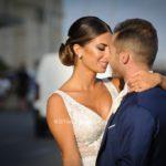Matrimonio da sogno in riva al mare a Villa Posillipo con atmosfera del Grande Gatsby